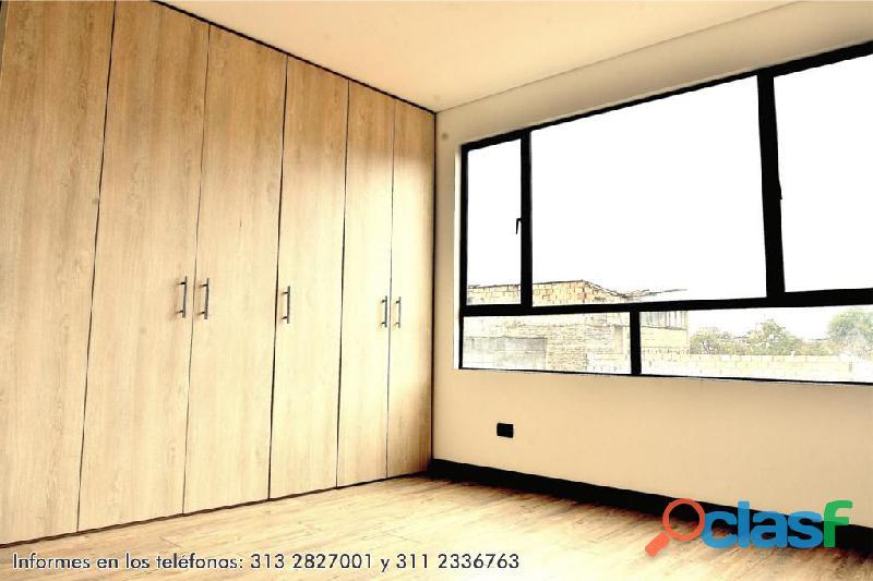 Venta de apartamentos nuevos barrio restrepo
