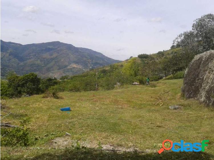 Venta de lote copacabana vereda la veta -noral (sector el bosque)