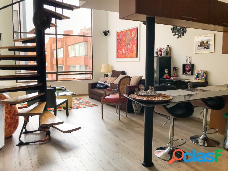 Apartamento duplex en venta