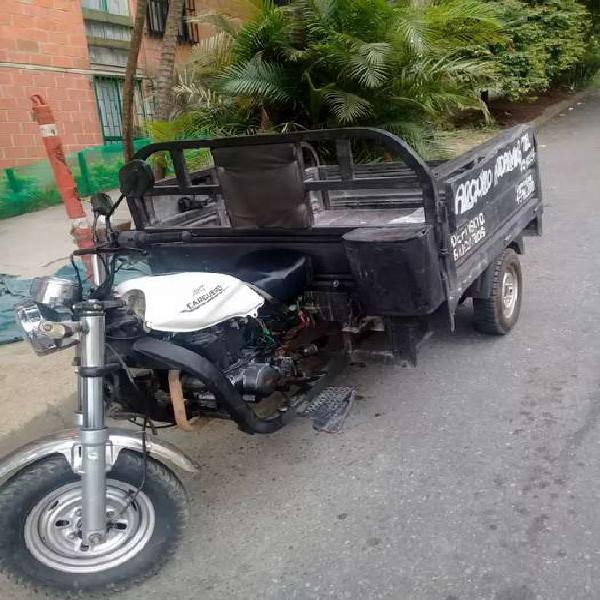 Akt 3w 200 moto carguero