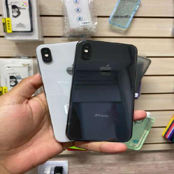 Iphone x 64, 256gb. usado como nuevo