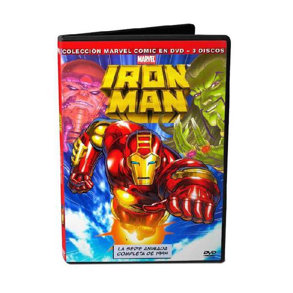 Iron man la serie animada (1994)