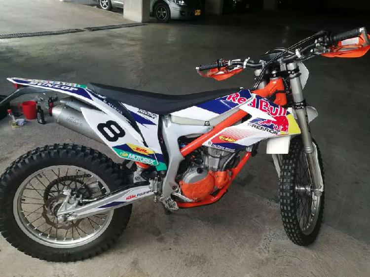Ktm 350 freeride enduro