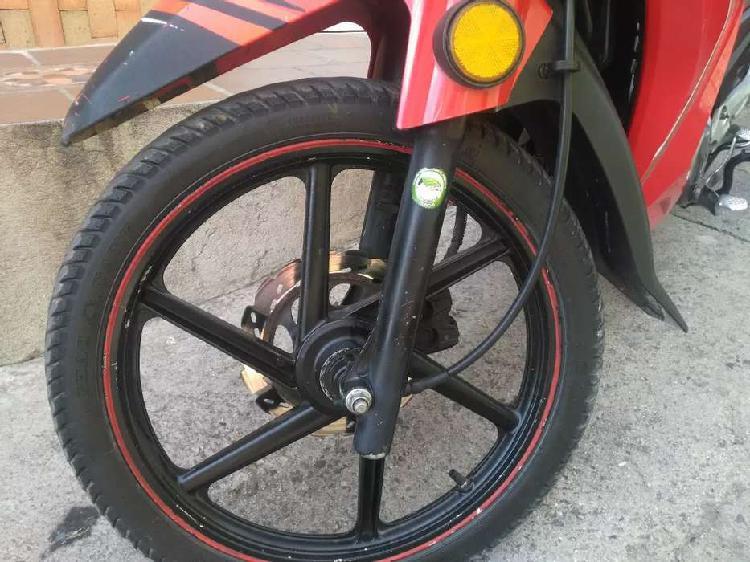 Vendo moto akt especial 110