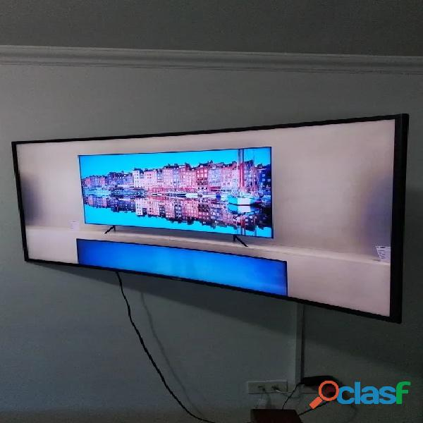 COMPRO TV SAMSUNG CURVE USADO