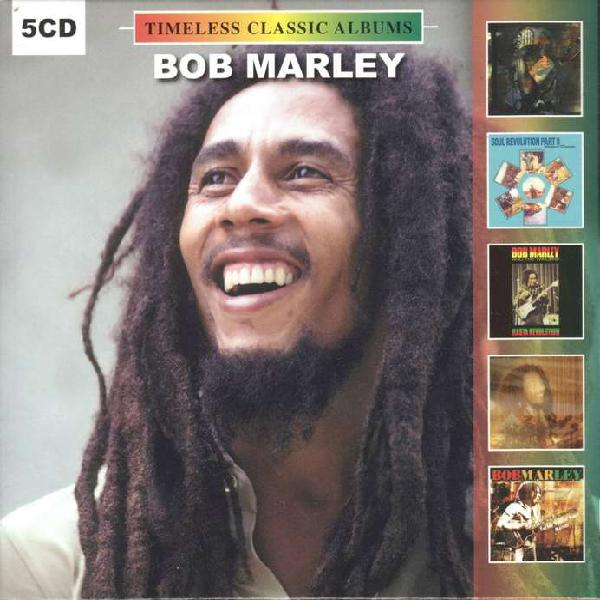Bob marley - timeless classic albums
