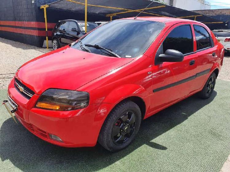 Chevrolet aveo 1.6 2012 sedan mt