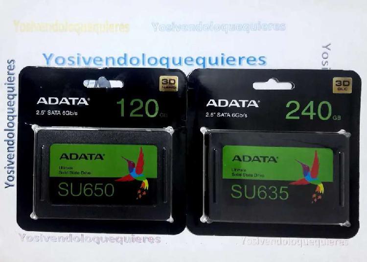 Disco Duro Ssd 120 gb, 240gb , Súper Rapido