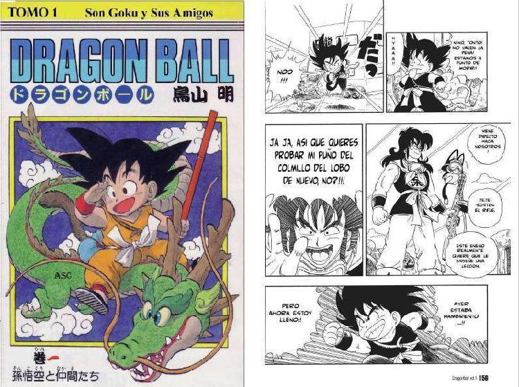 Dragon Ball Manga Completo: 42 Volúmenes - 519 Capítulos