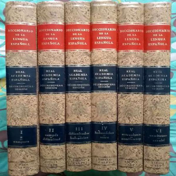 Enciclopedia real academia española