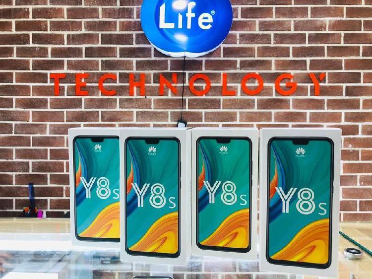 Huawei y8s nuevo