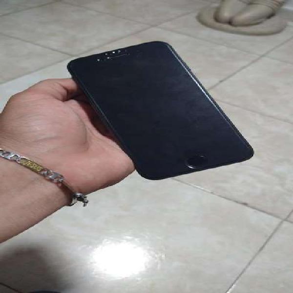 Iphone 7 negro mate , 256 gigas - Bateria 77%