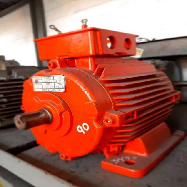 Ref 90 motor de 3hp a 1700rpm trifasico