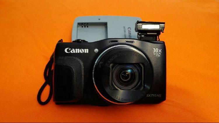 Camara canon sx710 hs