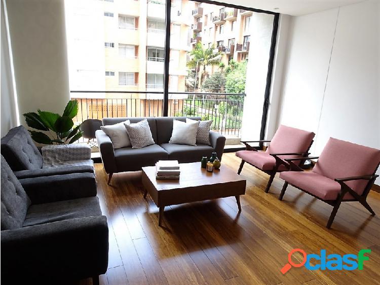 Venta apartamento en exclusivo sector el virrey