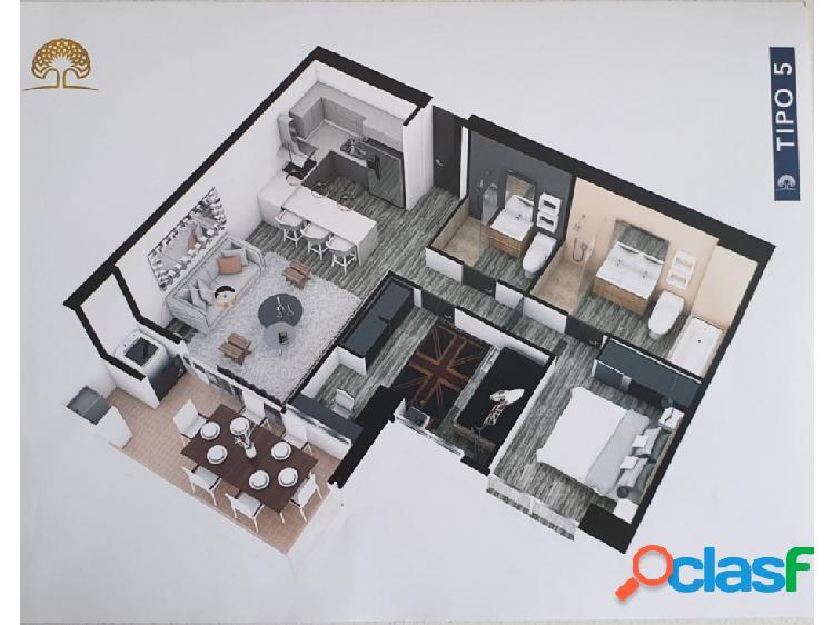 Apartamento para venta, en la avenida sur, nuevo!!