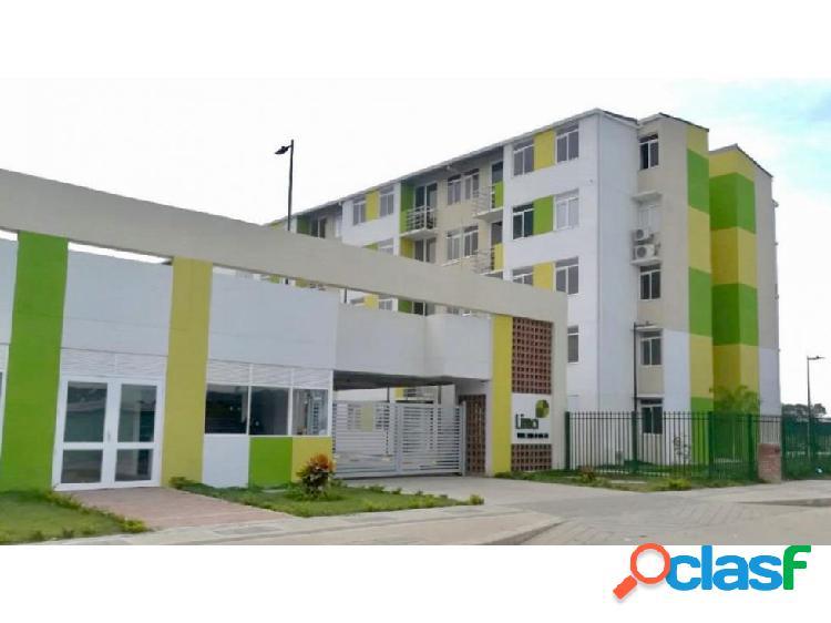 Apartamento en conjunto residencial lima