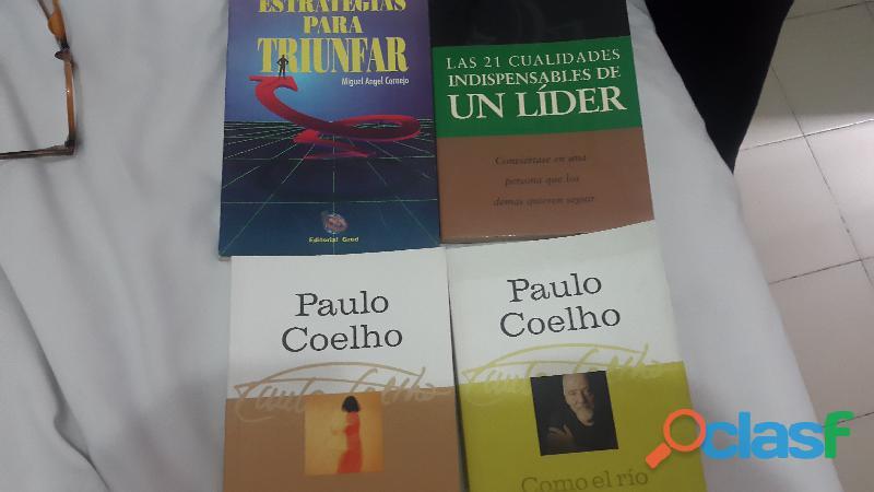 Libros usados en perfectas condiciones