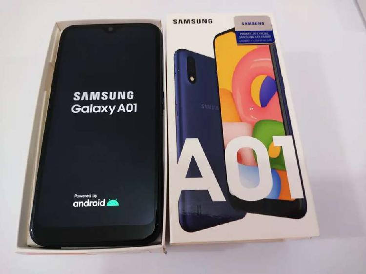 Samsung a01 nuevo
