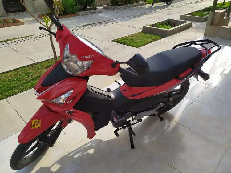Moto akt especial 110 modelo 2020