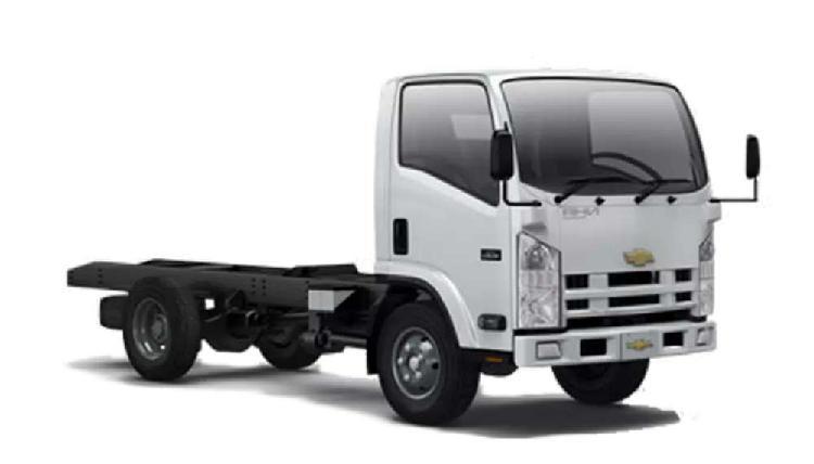 Repuestos de un camion npr 2004 motor, transmisión, caja y