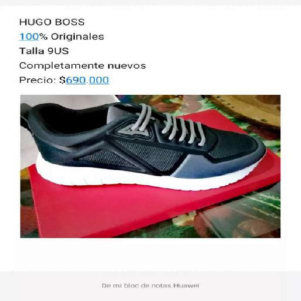 Zapatos hugo boss originales