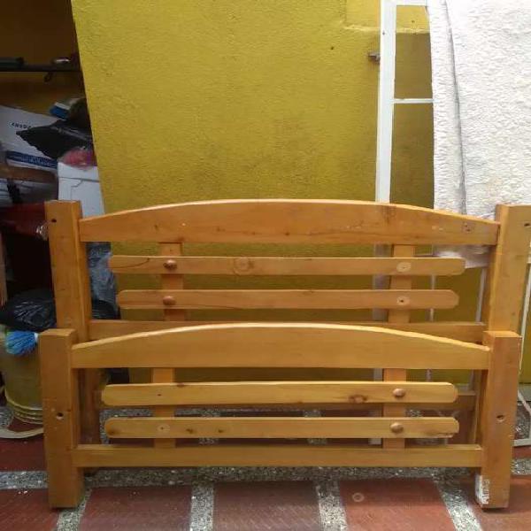 Cama madera barata