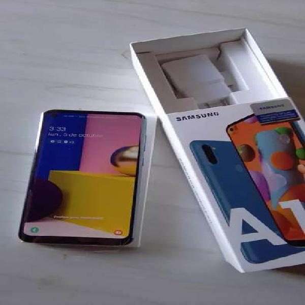 Samsung galaxy a11 nuevo