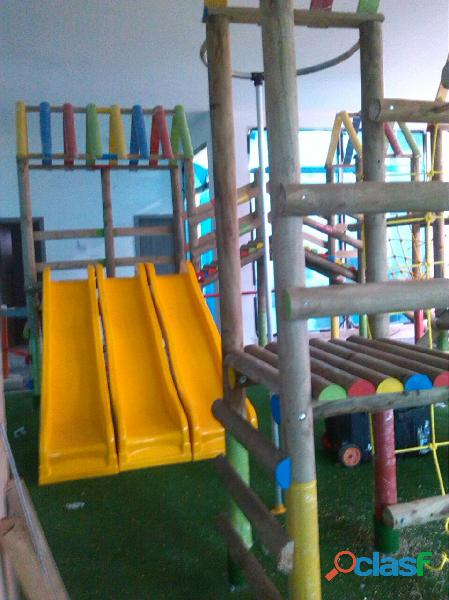 Parques Infantiles Barranquilla Spyd P.