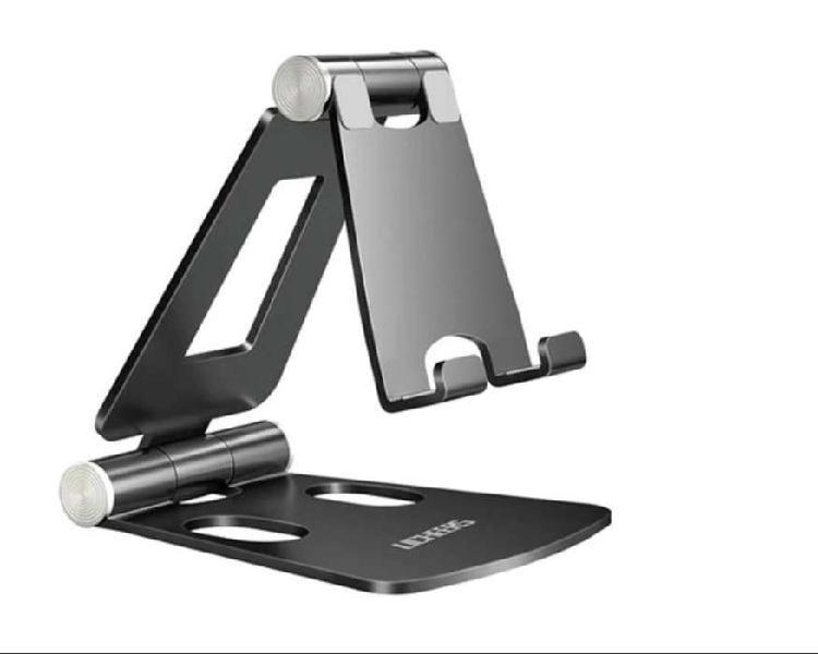 Base Soporte Para Celular Antideslizante Aluminio