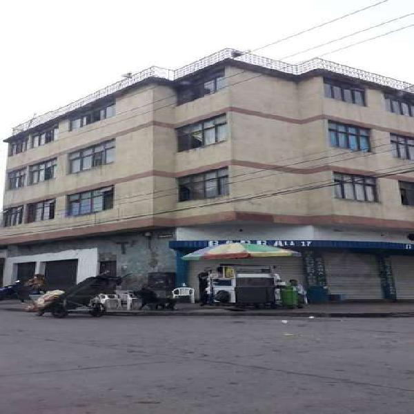 Edificio en venta de cuatro pisos