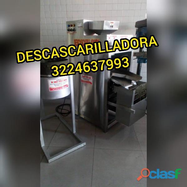 DESCASCARILLADORA DE CACAO WORKSDASF