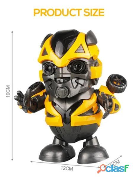 ROBOT MOVIMIENTOS Y SONIDOS 1
