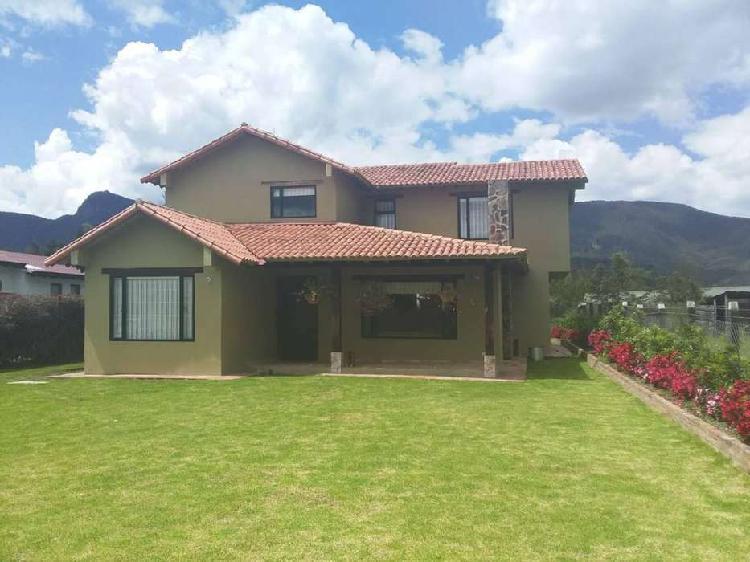 Casa lote en venta - vereda palo verde tabio cundinamarca