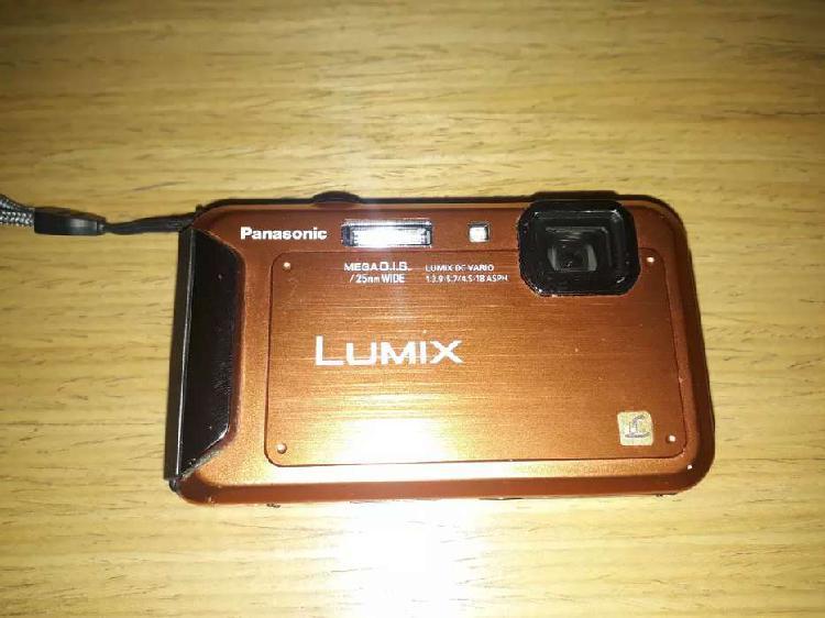 Camara lumix ts20