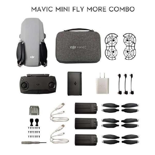 Dji mavic mini fly more combo! promoción