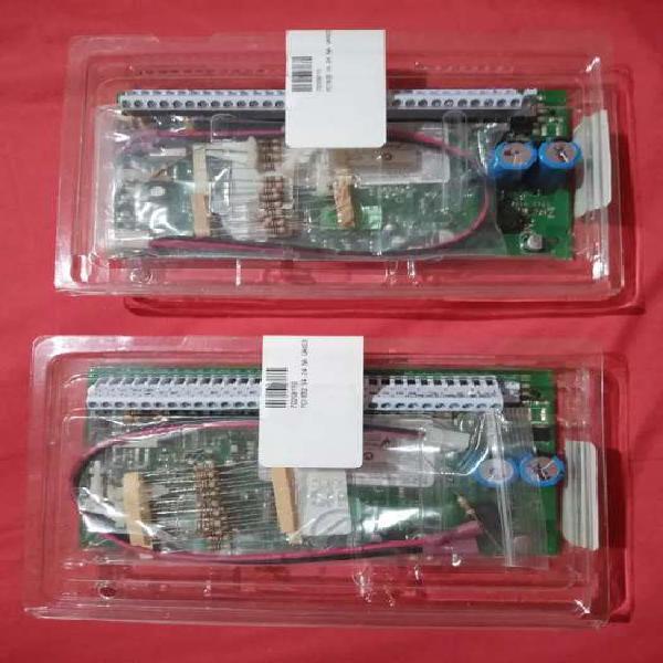 Panel de control de alarmas (dos unidades a la venta)