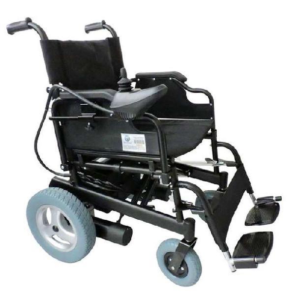 Silla de ruedas eléctrica plegable, 003