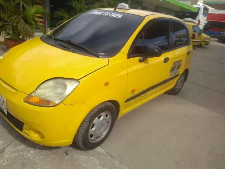 Vendo taxi chevrolet spark taxi 7:24 aa 2015