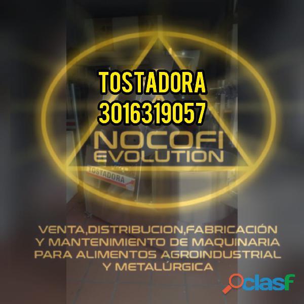 HORNO TOSTADOR DE CACAO FACIL DE OPERAR (TOSTADORA)
