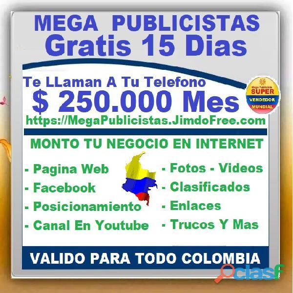 ⭐ gratis, mega publicistas cucuta, agencia publicidad, super publicista, ultra marketing digital, oc