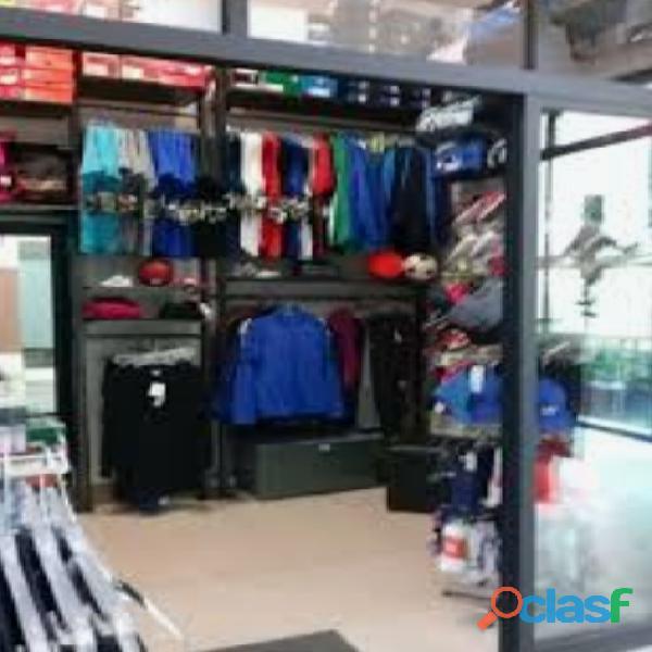 Montaje de locales comerciales