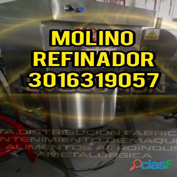 Refinador/ tostadora/ conchadora/ refinador/ tostadora colombia