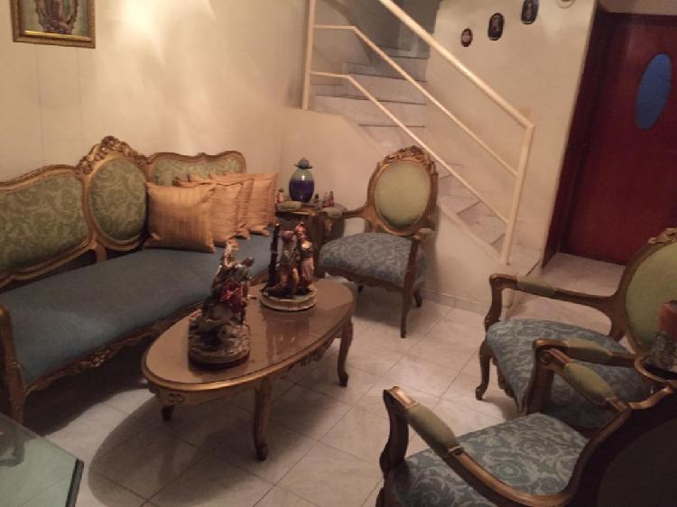 Sala luis xv silla grande cuatro personas