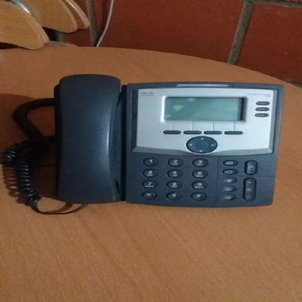 Teléfono ip cisco spa303