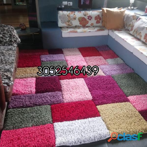 Lavanderia de alfombras instaladas tapetes sueltos cortinas pulido de mármol