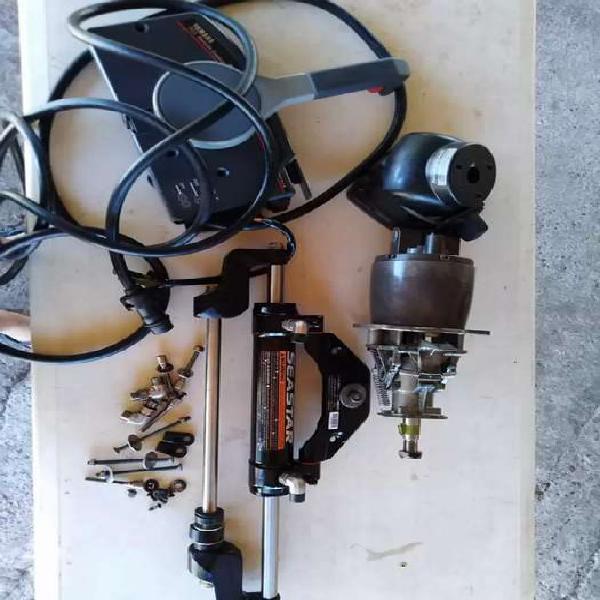 Dirección hidraulica motor fuera borda