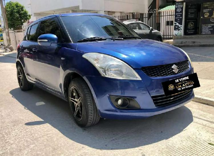 L.m autos vende suzuki swift motor 1.2 cc automatico modelo