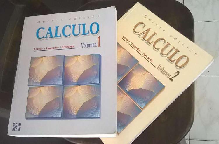 Libros calculo larson