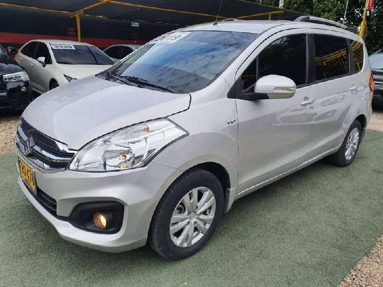 Suzuki ertiga aut 4x2 2019 7 puestos